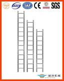 Farol da escada de aço para tejadilho usando