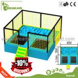 Hermoso de la venta caliente Safe Kids Indoor Trampoline Park Bed