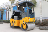 Junma 4.5 Tonnen-Straßen-Maschinerie-Vibrationsstraßen-Rolle