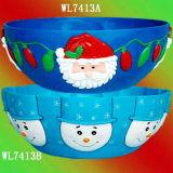 Cadeau artisanat de Noël / Parti Fournitures / Vaisselle - Candy bol (WL7413)