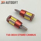 Lampadine automatiche T10 Canbus del LED 3014 194 lampadine di Canbus dell'automobile 57SMD
