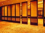 ホテルまたはレストランのための音響の移動可能な隔壁