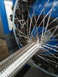 유연한 금속 호스를 위한 수평한 철사 끈 기계