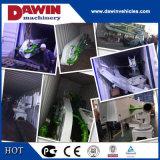 Hgy 13m-15m-17m-18m-23mの十分に油圧トレーラーの移動式くもの具体的な置くブーム
