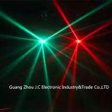 doppio indicatore luminoso della farfalla di 2PCS*15W RGBW 4in1 LED per la discoteca della fase