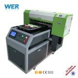 세륨 ISO 승인되는 고품질 싼 t-셔츠 인쇄 기계 Wer-Ep6090t