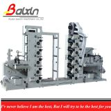 Paper에 Plastic Laminator를 위한 외투 Paper Flexo Printing Machine