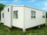 Expandierbare modulare vorfabrizierte lebende Behälter-Häuser