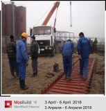 Gips-Pflaster-Puder-Produktionsanlage/Maschine