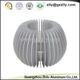Marco del girasol de la venta directa de la fábrica/aluminio de aluminio del material de construcción