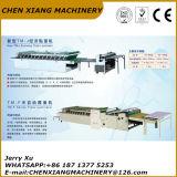 Macchina manuale resistente del laminatore della scanalatura del cartone