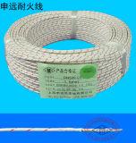 Жара огнестойкости сопротивляет проводу кабеля с оплеткой слюды волокна стеклянному