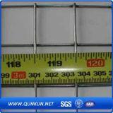 Acoplamiento de alambre soldado galvanizado 10 calibradores para la construcción usar