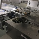 De snelle Automatische Verpakkende Machine van de Stroom van de Pannekoek