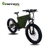 Bicicleta elétrica da montanha gorda do pneu com o motor engrenado 1000W na venda quente