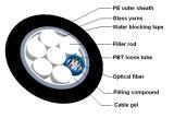 De optische Kabel van de Vezel met de Garens GYFTY van het Glas