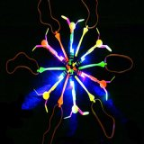 En71 СИД освещают вверх игрушку вертолетов Rocket зарева