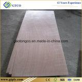 piel de la puerta de la madera contrachapada de 820X2150X2.7m m Okoume para las puertas interiores