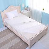 Buen precio de la cama de lino sobre las hojas de cama