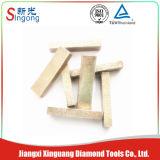 Granite Cutting Blades (다이아몬드 공구)를 위한 세그먼트