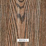毎日の使用および車の部品Bds735-1のための1mの幅のHydrographicsの印刷のフィルムの木パターン