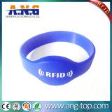 Wasserdichter RFID SilikonWristband für Gymnastik-Gesundheitspflege-Freizeit-Mitte