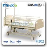 움직일 수 있는 병원 간호 가구, 환자를 위한 전기 자택 요양 침대