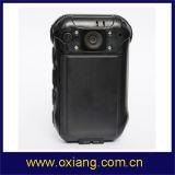 WiFi 1080Pの法の執行の警察のボディによって身に着けられているカメラのウシZp605W