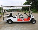 良質電気6 Seaterのゴルフカート、観光のゴルフカート、販売のための安いゴルフカート