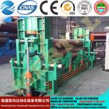 Vlek! Mclw11s-25*3200 op een volledig Hydraulische CNC Buigende Machine van de Plaat, 3-rol de Rolling Machine van de Plaat
