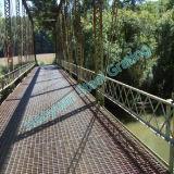 橋シリーズ5に使用するHaoyuanの鋼鉄格子