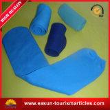 Coton ou polyester remplaçable de ligne aérienne chaussettes d'une fois