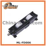 Тандемный ролик сплава цинка колеса для раздвижной двери (ML-FD012)
