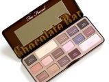 Sombreador de ojos también hecho frente duradero 1 de los colores de la barra de chocolate 16