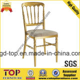 Hotel Golden Banquet Napoleon Chair para Wedding