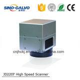 Migliore macchina per incidere del laser della testa di Galvo di Digitahi Jd2207 di alta precisione di prezzi