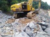 Utiliser l'arracheuse KOMATSU EXCAVATEUR machinerie de construction