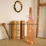 Luces del corcho para las luces estrelladas de las botellas de vino LED para la Navidad Víspera de Todos los Santos de la decoración del partido de la botella DIY