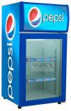 dispositivo di raffreddamento della mini del frigorifero della visualizzazione della contro parte superiore 50L mini bevanda della bevanda