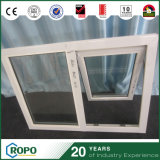 ハリケーンの証拠の影響PVC/UPVCの日除けのガラス窓