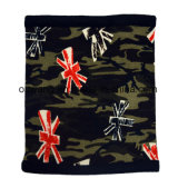 Vente en gros Camouflage Magic Multi-Wear Outdoor Running Custom Neck Warmer