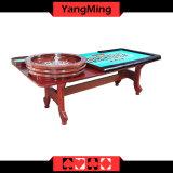 Macau-kann Luxuxfabrik-Entwurfs-Standard-Kasino-Roulette-Tisch-Spiel-Tisch mit Roulette-Rad Ym-Rt04
