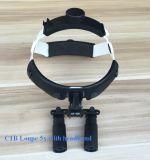 Magnifier capo illuminato LED chirurgico medico 5X