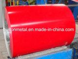 PPGI Prepainted гальванизированная стальная катушка для строительных материалов