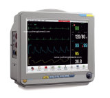 Meistverkaufter medizinische AusrüstungMulti-ParameterPatienten-Überwachungsgerät Ysd18f