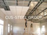 Tettoia del magazzino della struttura d'acciaio prefabbricata poco costosa del Mozambico/struttura d'acciaio