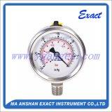Calidad Manometre de la presión Calibrar-Ajustable del puntero de la presión del vacío Calibrar-Alta