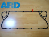 Gaxeta NBR EPDM Viton do cambista de calor da placa de Hisaka Ux130 Rx10A Rx11A