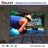P8/P10/P/P4.813.91 location pleine couleur/fixe Designindoor incurvée/Outdoor LED/Mur d'affichage vidéo/panneau/signer/Billboard pour le spectacle, de la scène, conférence, de la publicité