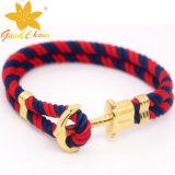 Amorçage classique de coton de la mode SMB-16112820 le capitaine du bracelet